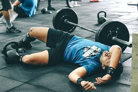 Workout rest