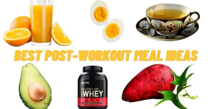 The 7 best post-workout meal ideas