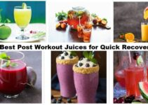 7 Best Post Workout Juices for Quick Recovery