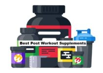 6 Best Post Workout Supplements of 2021 (Recommended)