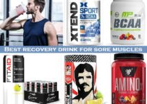 5 Best recovery drink for sore muscles